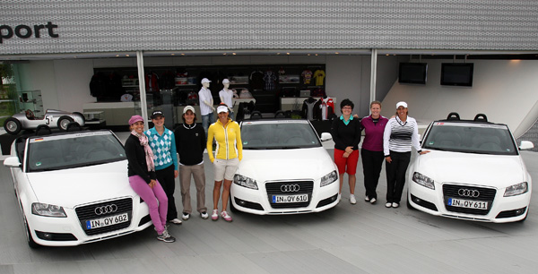 Einziges Professional Damen-Golf-Turnier in Deutschland: UniCredit Ladies German Open presented by Audi