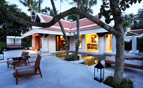 Bestes Hotel Asiens: Santiburi Beach Resort auf Koh Samui
