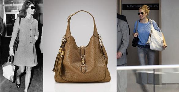 Gucci Taschen-Ikone 'New Jackie' als Ausstellung