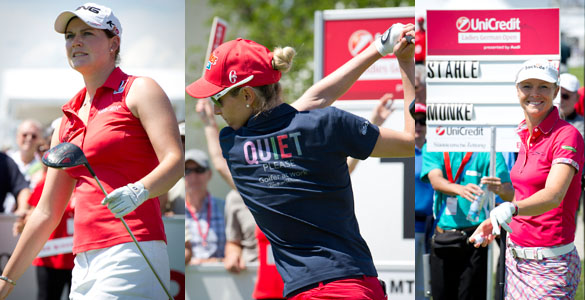 UniCredit Ladies German Open 2011: Startzeiten Final Sonntag