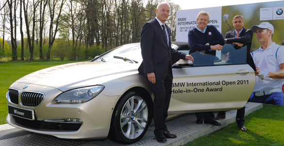 BMW International Open 2011: 2012 zieht Münchens Star-Golf-Turnier um