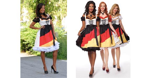 Fußballweltmeisterschaft der Damen: WM-Dirndl kommt aus München