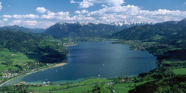 Legendäre Waldfeste starten am Tegernsee