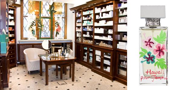Münchens exklusivste Parfümerie kreierte den perfekten Sommerduft: Hawaii pour femme