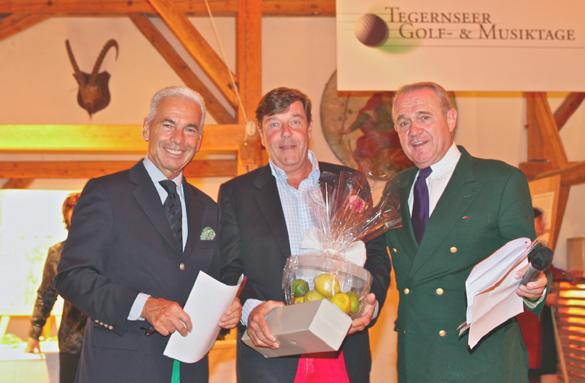 Erfolgreiche Symbiose von Sport und Kultur: Tegernseer Golf- und Musiktage 2011 zum neunzehnten Mal