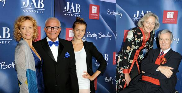 JAB Anstoetz feierte seine Golf-Ladies in München