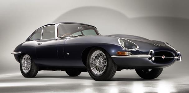 Designikone Jaguar E-Type: Exklusive Ausstellung für einen Tag