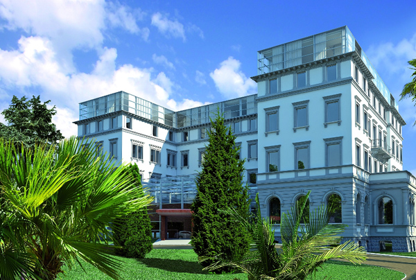 Neuer Gardasee Hot Spot: Hotellegende Lido Palace
