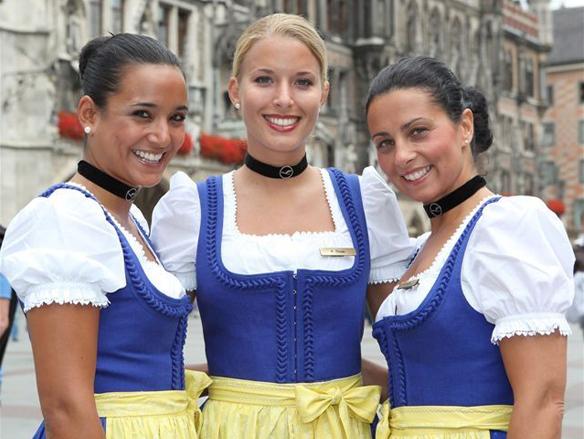 Oktoberfest 2011: Lufthansa wird bayerisch