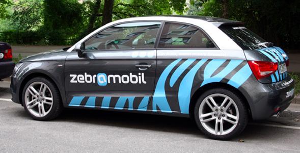 Car-Sharing auf münchnerisch