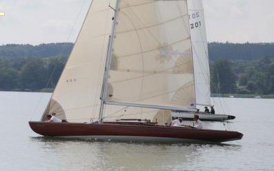 1. Deutschland-Cup der 45er Kreuzer im Yachtclub Possenhofen