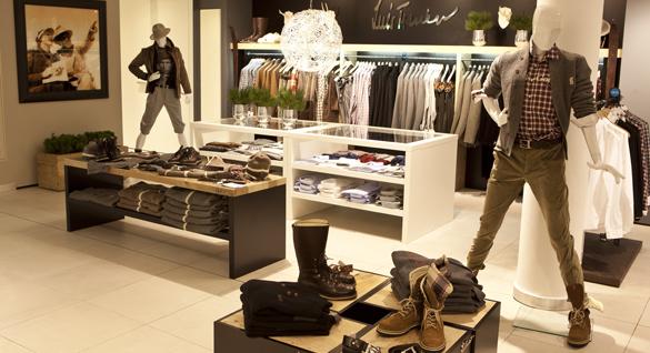 Lifestyle-Label Luis Trenker eröffnet Herren-Shop im Oberpollinger
