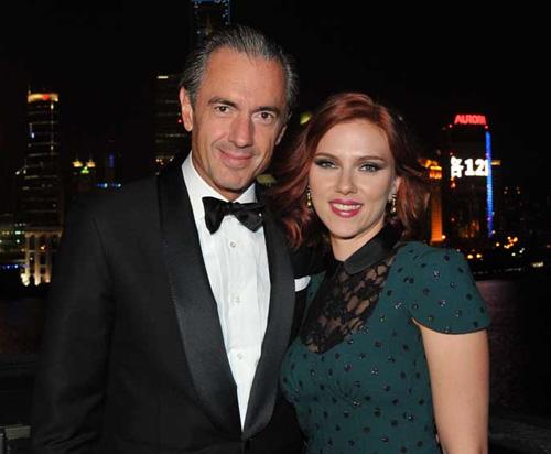 Scarlett Johansson: Für ihren Lieblingschampagner flog sie nach Shanghai