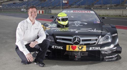 Ralf Schumacher: Auch 2012 bei Mercedes