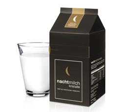 Zeitumstellung: Münchner kreiert Nachtmilch gegen Schlafprobleme