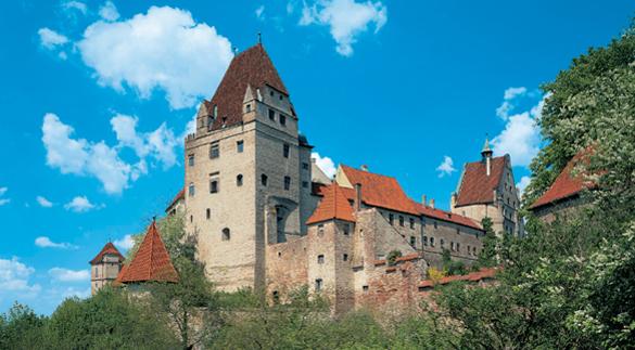 Die verlorene Wohnung Ludwigs II.: Neueröffnung auf Burg Trausnitz