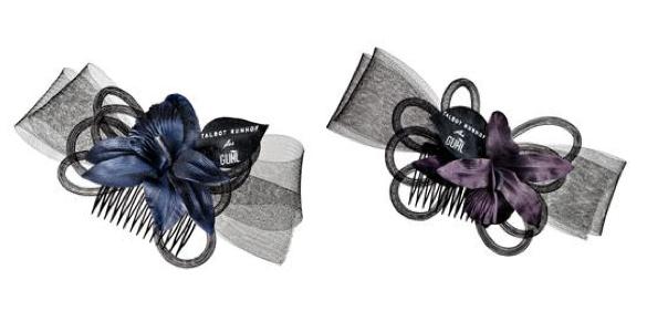 Designer-Duo TALBOT RUNHOF macht jetzt Couture für die Haare