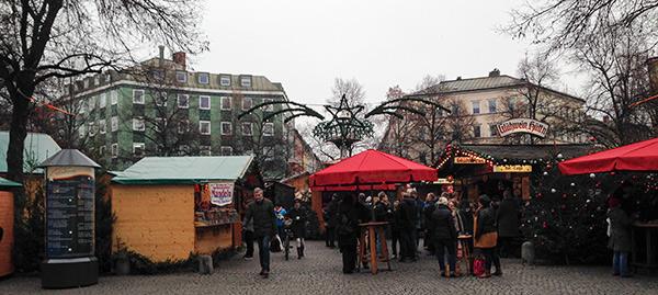Weihnachtsmarkt-Haishausen