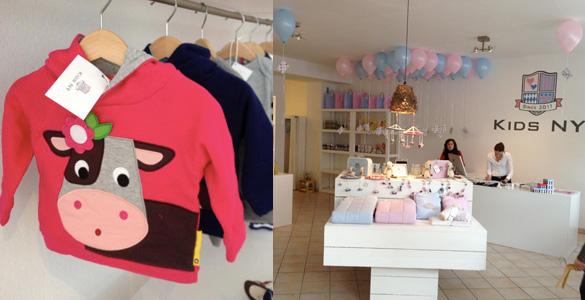 Neue Kinderboutique in München Nymphenburg: jeden Monat eine neue Marke