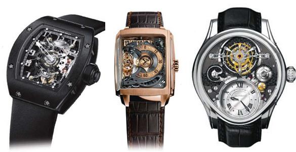 Munichtime 2011: Top 5 der teuersten Uhren