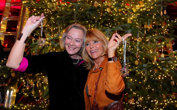 Exklusivste Weihnachtsbaum und Adventskalender Münchens