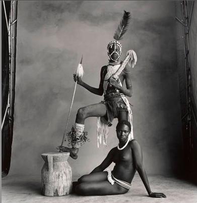 Exklusive Photographien von Irving Penn