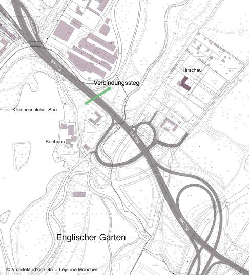 Neuer Tunnel für den Englischen Garten?