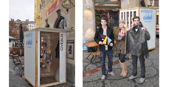 Jetzt hat München seine 1. Givebox