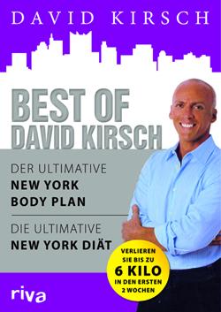 Fitness-Guru David Kirsch mit neuem Kilo-Killer-Programm