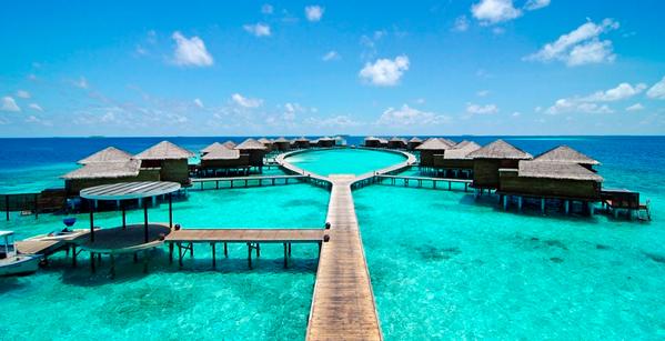Malediven: Luxushotels bald ohne Spas?