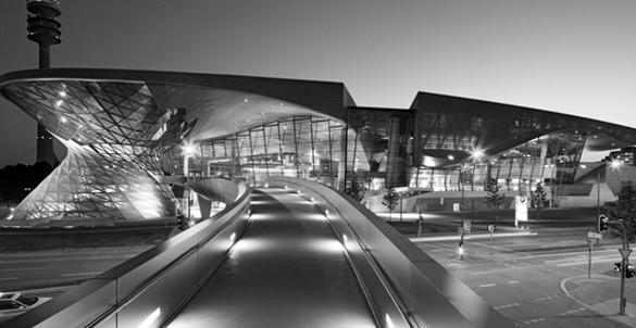 Jazz and the City: BMW Welt Jazz Award 2012