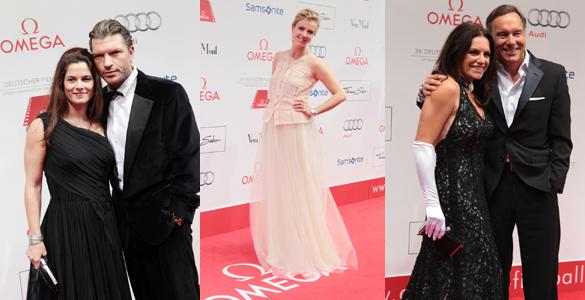 Deutscher Filmball 2012: Über 900 Prominente feierten in München
