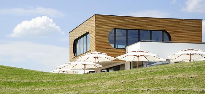 Münchens kleinster Golfplatz beherbergt exklusives Restaurant