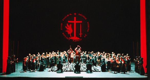 Bayerische Staatsoper 2012: Don Carlo im Livestream