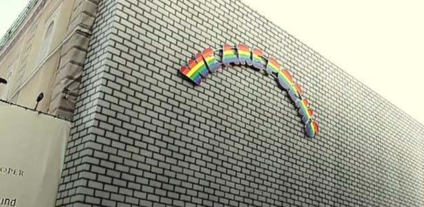 Louis Vuitton schenkt München ein Kunstwerk