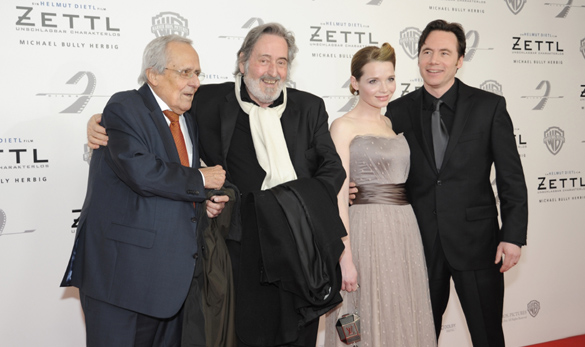 Dietl Film 'Zettl' feierte Filmpremiere in München