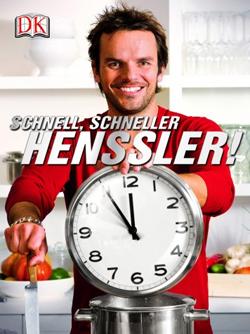 Star-Koch Steffen Henssler: Coolstes Kochbuch 2012!