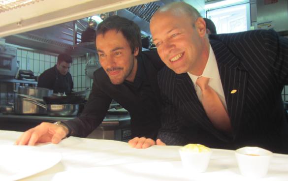 Exklusive Allianz: Kofler & Kompanie mit Mandarin Oriental gehen gemeinsame Catering-Wege