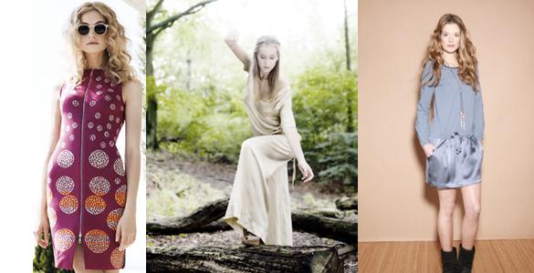 in fashion munich 2012: Green Glamour wächst