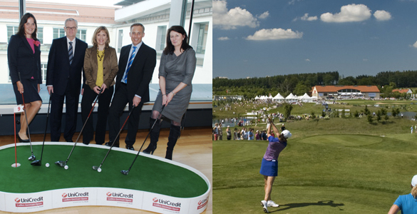 Ladies Golf in München: UniCredit Ladies German Open 2012 im Überblick