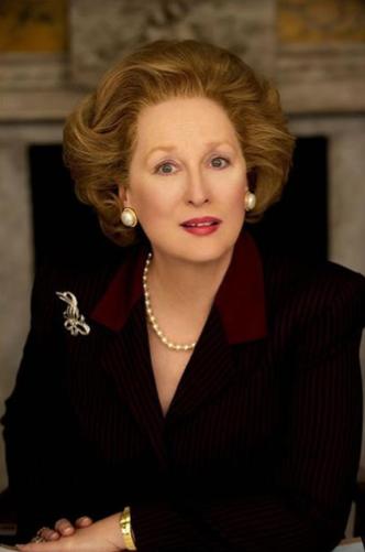 Oscar-Verleihung 2012: Bestes Make-up für die eiserne Lady