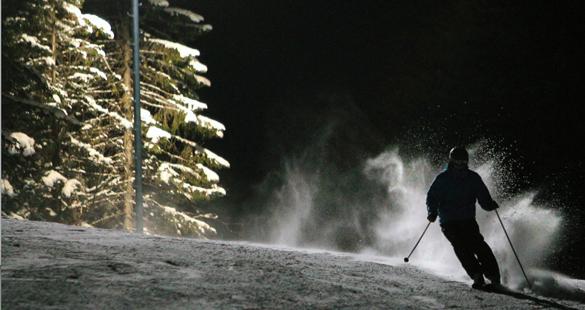 2. Nacht-Ski-Cup am Schliersee