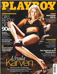 Ursula Karven: Mit 47 nackt im Playboy