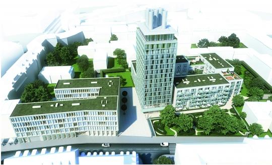 Münchens erfolgreichstes Immobilienprojekt: The Seven