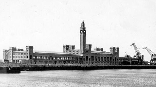 Französische Hafenstadt Cherbourg eröffnet Titanic-Ausstellung