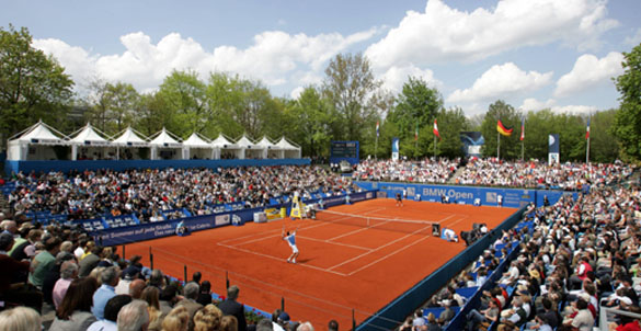 BMW Open: Vier Turniere im Turnier