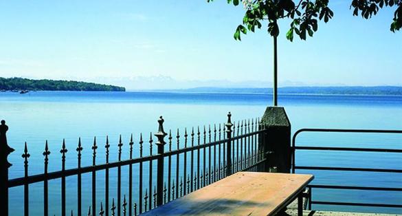 Starnberger Fünf-Seen-Land: Fünf außergewöhnliche Biergärten
