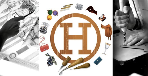 Exklusive Wanderausstellung kommt nach München: Hermès Festival des Métiers