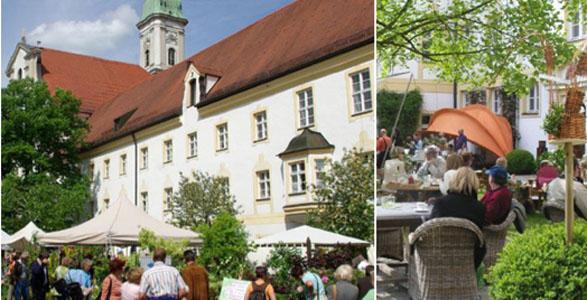 Freisinger Gartentage 2012 mit Gast-Gartenland Schweiz