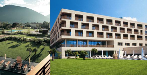 Wellness-Urlaub in Meran: Nur ein Hotel hat Zugang zur berühmten Therme